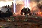 Cybot Thule kämpft sich durch Ork Massen