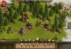 Ein Dorf am Waldesrand