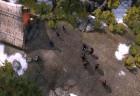 Die Bogenschützen schießen aus der zweiten Reihe
