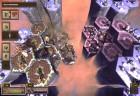 Das Spielfeld von Greed Corp